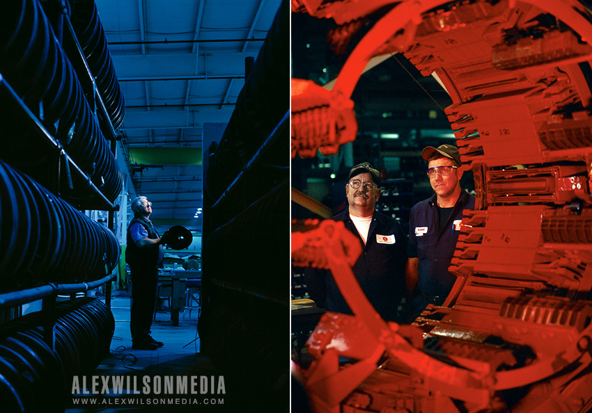 Alex wilson media corporate and business photography for Smith motor company wv